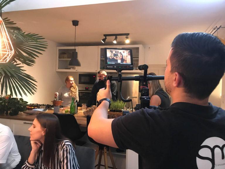filmkészítés roninnal